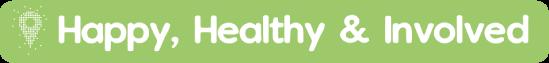 happy healthy and involved logo