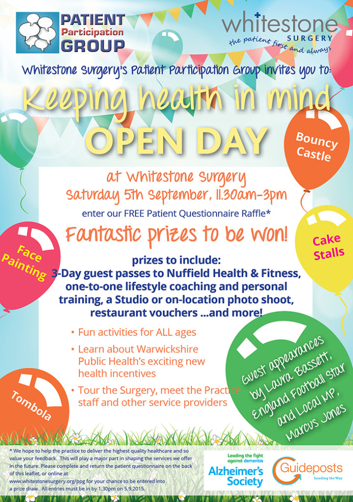 Open Day Flyer FINAL small
