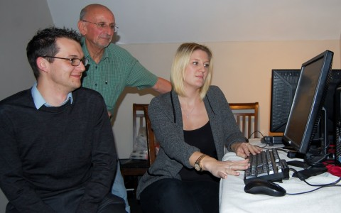 Course tutors: Rich, Tom & Leanne