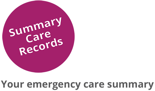 summary care records your emergency care summary