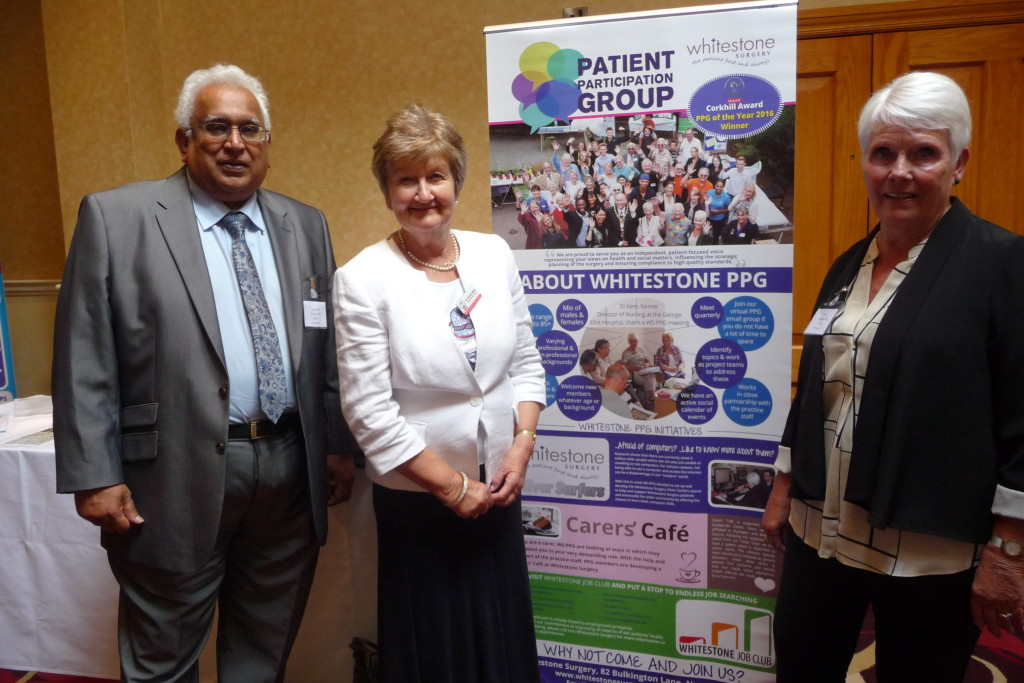 WS-PPG at the N.A.P.P conference