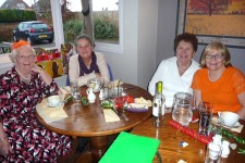 Carers' Café Christmas Meal