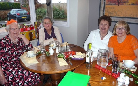 Caring Café Christmas Meal