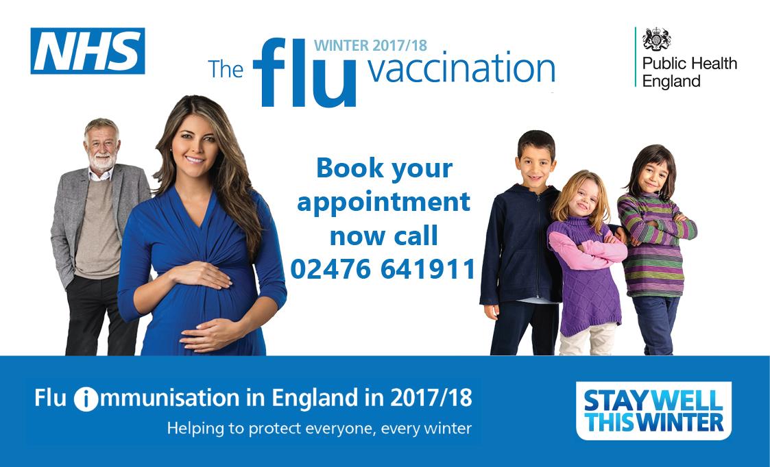 flu jab 2017