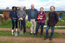 WS-PPG Launches Groundbreakers Allotment Club