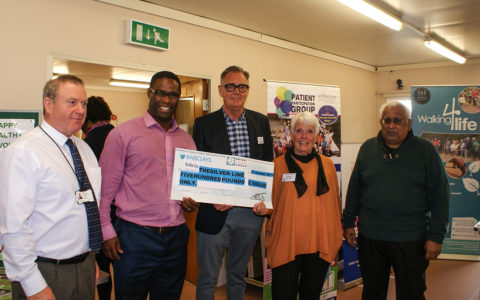 Open Day raises funds for The Silver Line