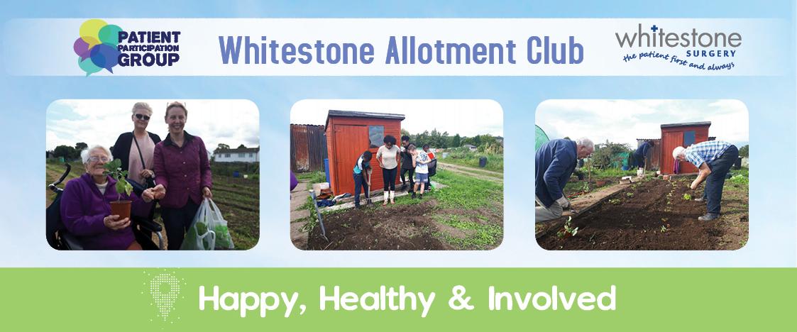 Whitestone Allotment Club