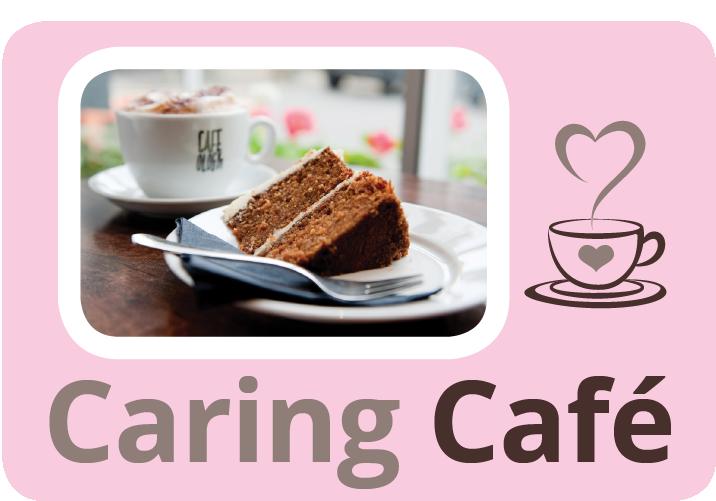 Caring Cafe logo