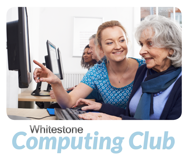 Computing club logo