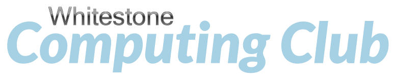Whitestone computing club logo