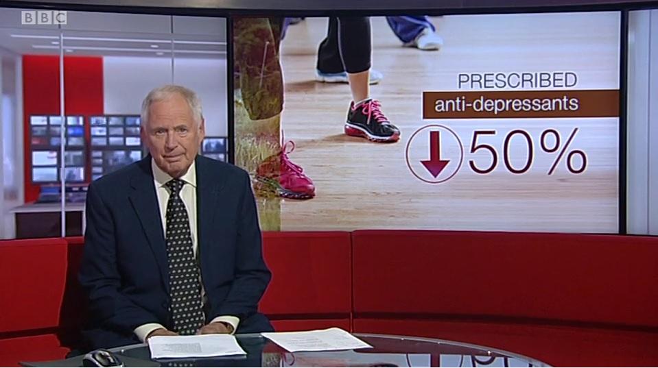 Whitestone Surgery on BBC News