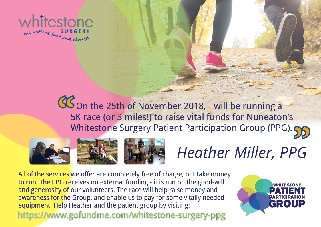 Heather 5K Run