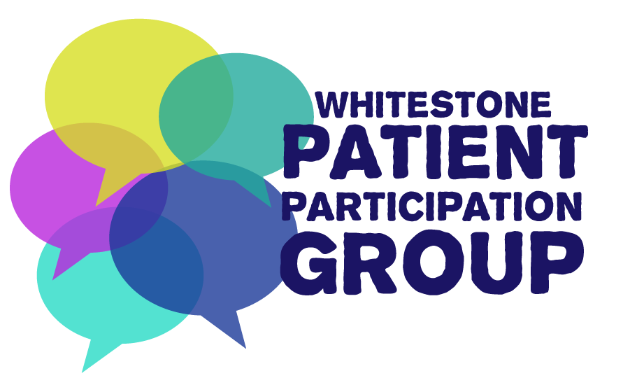 Whitestone Patient Participation Group Logo