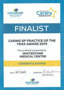 carer's trust award