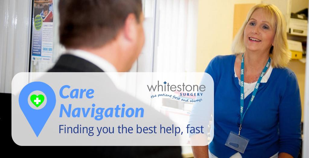 Care Navigation at Whitestone Surgery